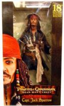 Pirates of the Carribean - Dead Man\\\'s Chest - Capt. Jack Sparrow 18\\\'\\\' - Johnny Depp