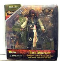 Pirates of the Carribean - Dead Man\'s Chest Series 2 - Jack Sparrow