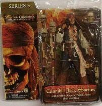 Pirates of the Carribean - Dead Man\'s Chest Series 3 - Cannibal Jack Sparrow