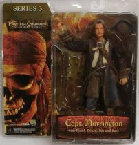 Pirates of the Carribean - Dead Man\'s Chest Series 3 - Captain Norrington