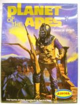 Planet of the apes - Aurora/Playing Mantis Model kit - General Ursus