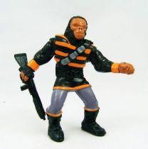 La planète des singes - Figurine Comics Spain - Soldat gorille au fusil 01