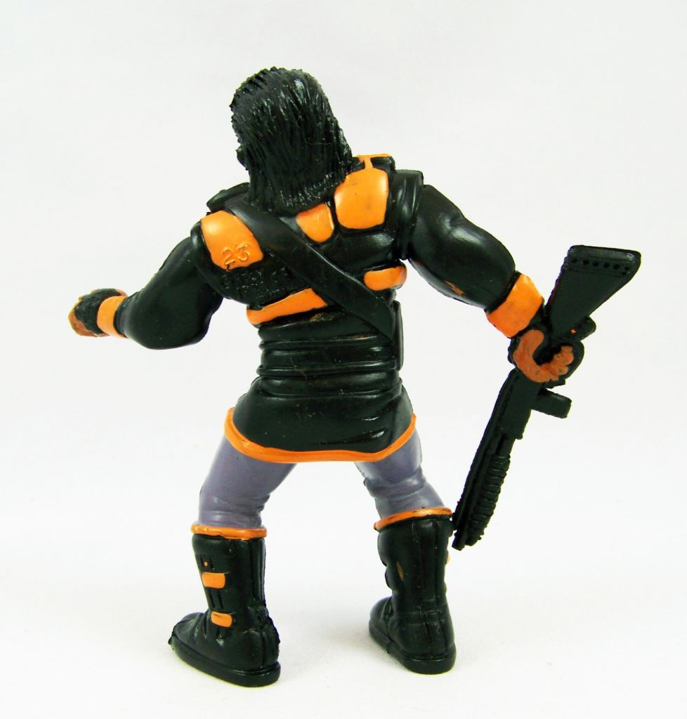 La planète des singes - Figurine Comics Spain - Soldat gorille au fusil 02