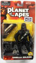 Planet of the apes - Hasbro Signature series - Gorilla Soldier (Mint on Card)