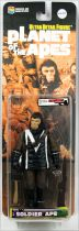 "Planet of the Apes - Medicom Ultra Detail Figure - Soldier Ape ""Different Costume\"""