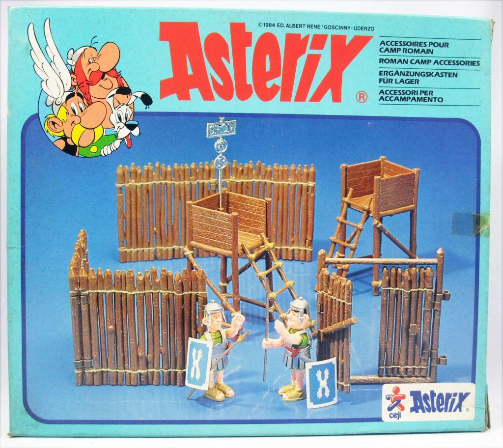 Play Asterix - Accessoires pour camp romain - CEJI Europe (ref.6236)