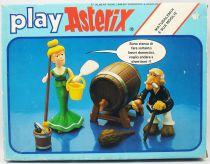 Play Asterix - Agecanonix et son épouse - CEJI Italie (ref.6241)