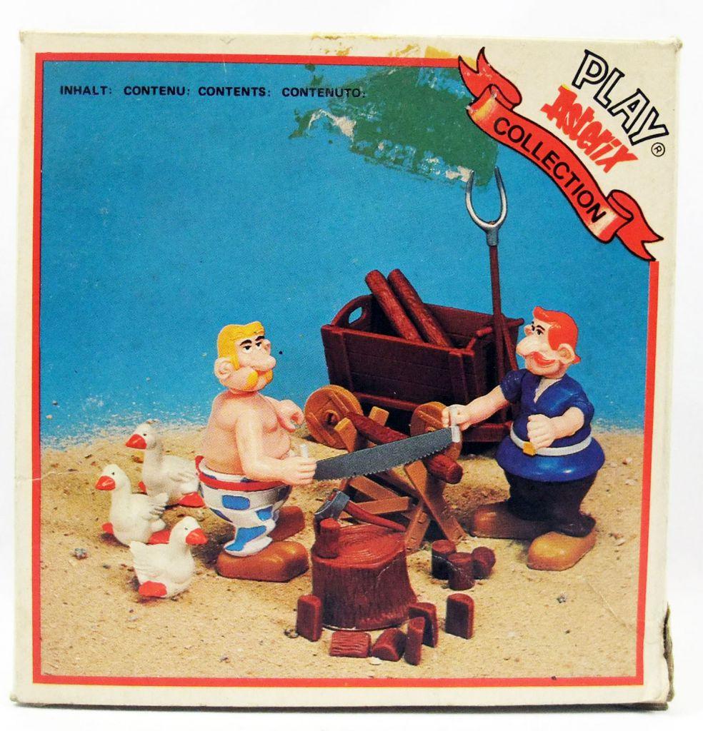 Play Asterix - Arborix and Dentifix - Toy Cloud (ref.38171)