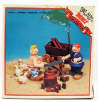 Play Asterix - Arborix et Dentifix - Toy Cloud (ref.38171)