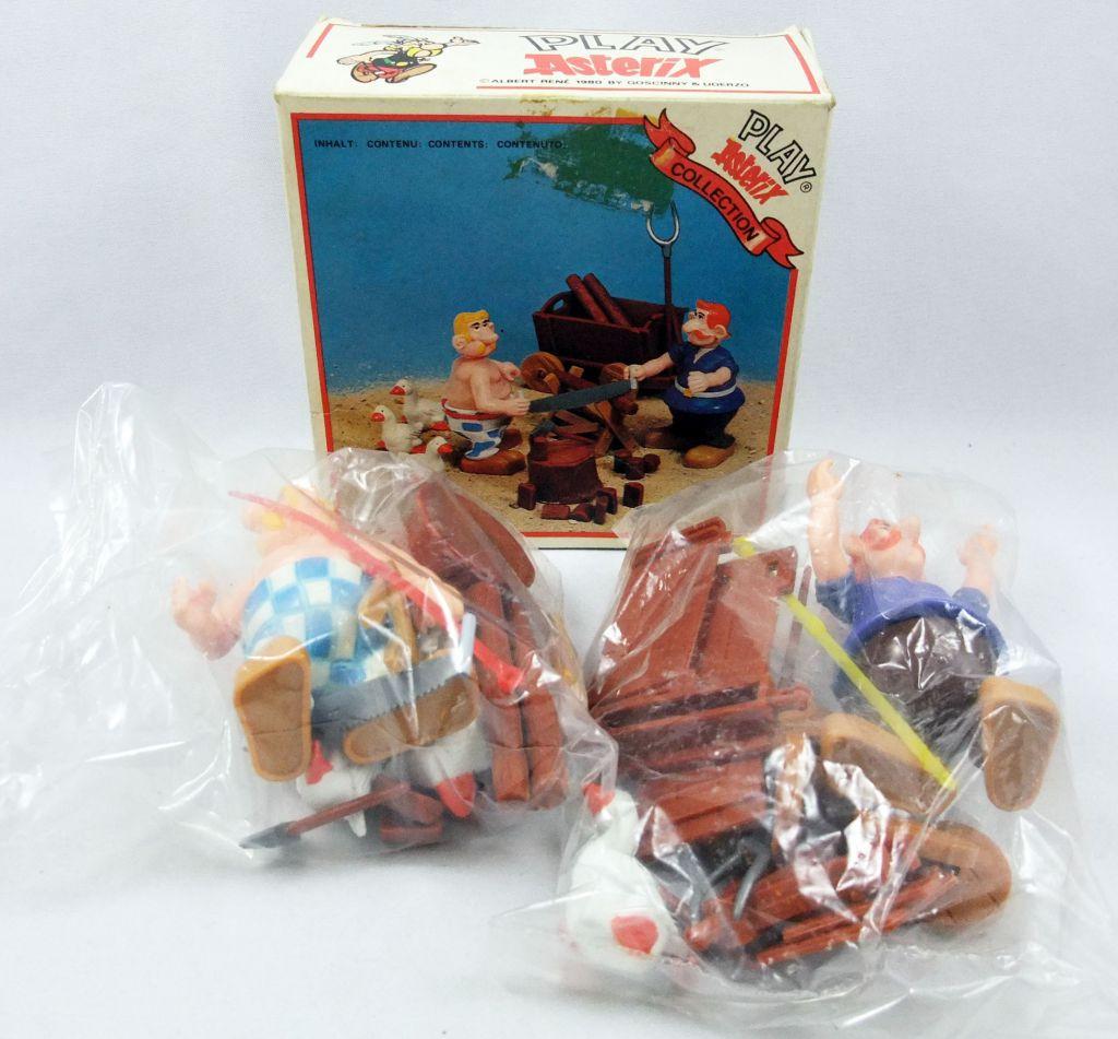 Play Asterix - Arborix et Dentifix - Toy Cloud (ref.38171)