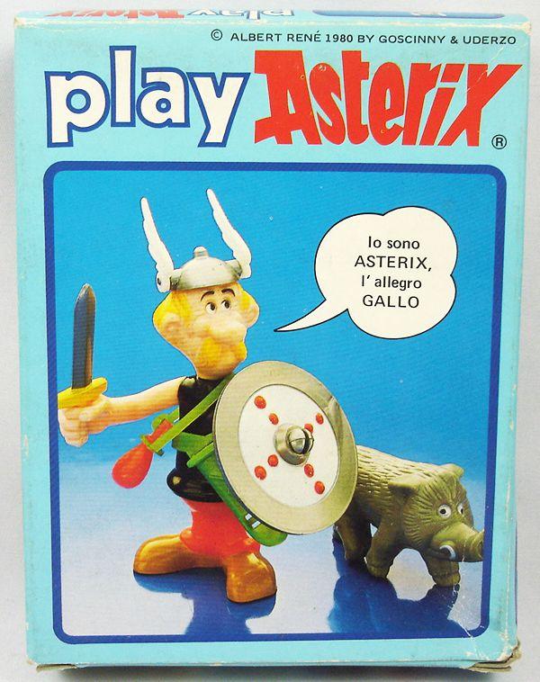Play Asterix - Astérix le gaulois - CEJI Italie (ref.6200)
