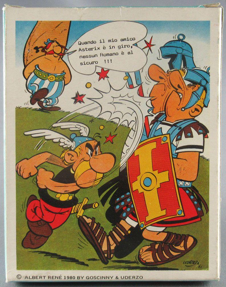 Play Asterix - Astérix le gaulois - Toy Cloud Italie (ref.6200)