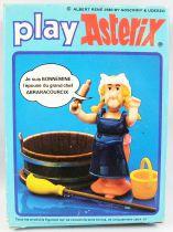 Play Asterix - Impedimenta, the chief\'s wife - CEJI France (ref.6203)