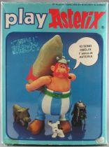 Play Asterix - Obélix et Idéfix - Toy Cloud Italie Réf 6201 avec Boite