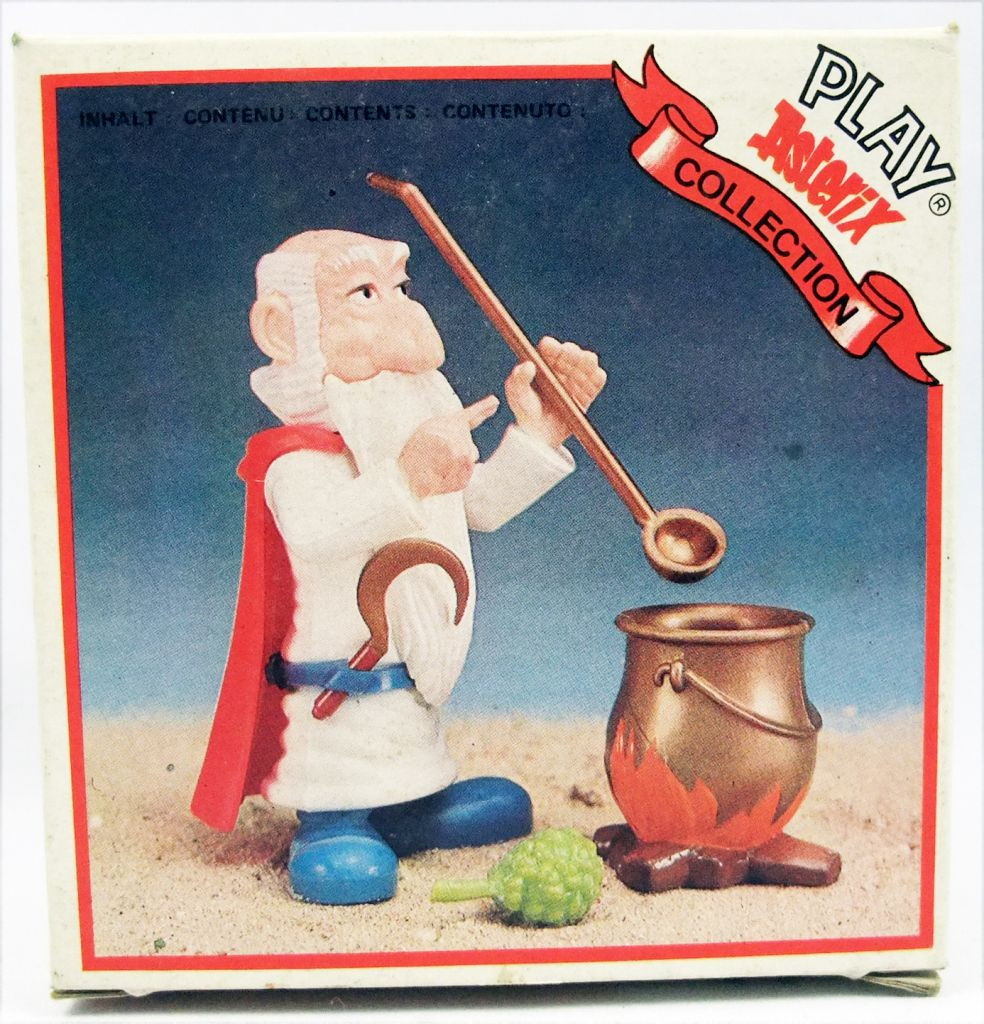 Play Asterix - Panoramix le druide - Toy Cloud (ref.38168)