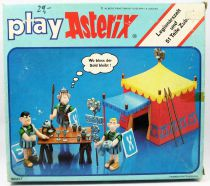 Play Asterix - Roman tent and legionaries - CEJI Toy Cloud Terrex Germany (ref.6244)