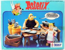 Play Asterix - Unhygienix & Bacteria the fishmongers - CEJI France (ref.6239)