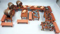 Play Asterix - Village Banquet Playset Accessories - CEJI (loose)