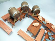 Play Asterix - Village Banquet Playset Accessories - CEJI (loose)