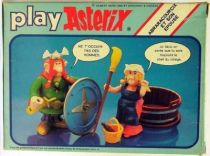 Play Asterix - Vitalstatistix and his wife - CEJI France (ref.6242)