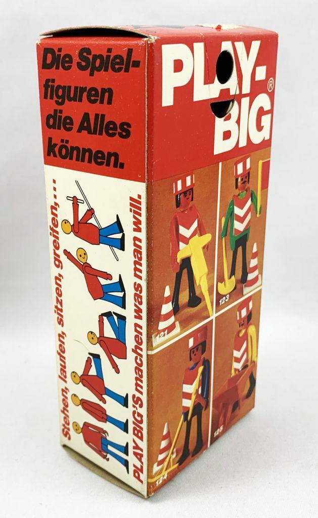 Play-Big - Ref.122 Compacteur-Ali (Rüttler-Ali)