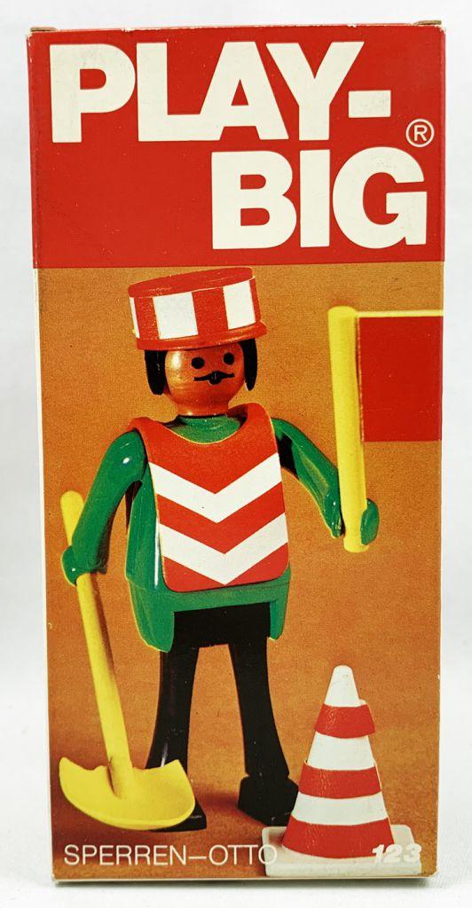 Play-Big - Ref.123 Bloqueur-Otto (Sperren-Otto)