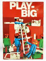 Play-Big - Ref.5700 Construction Worker-Set (Bauarbeiter-Set)