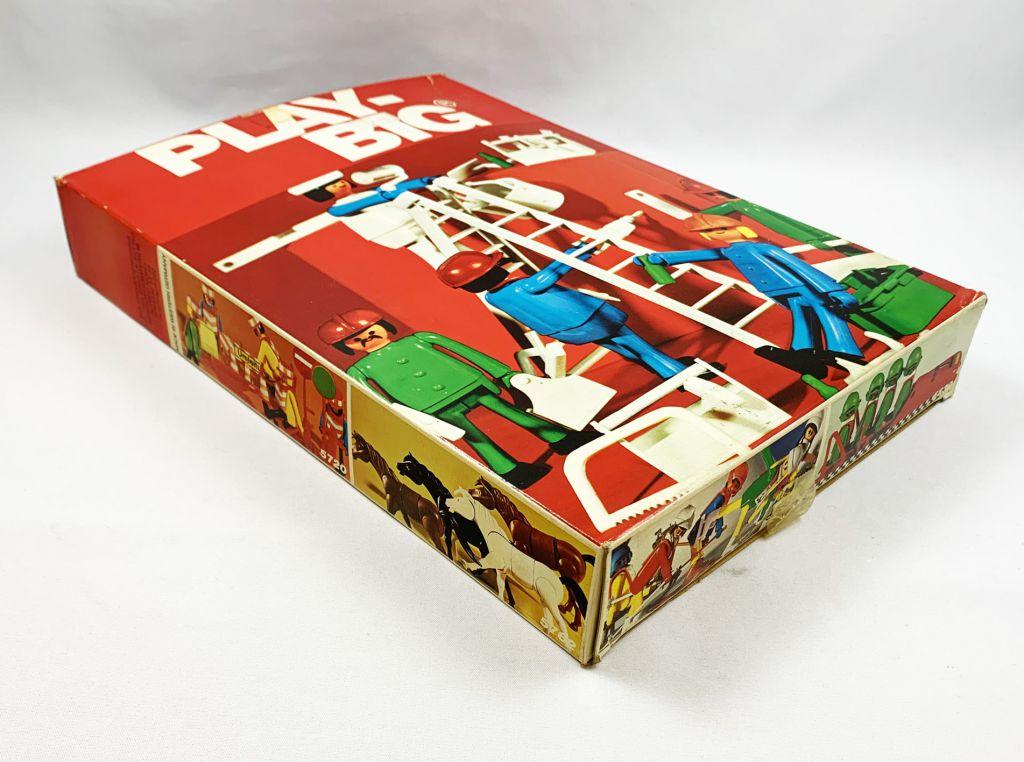 Play-Big - Ref.5700 Ouvriers du Bâtiment (Bauarbeiter-Set)