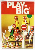 Play-Big - Ref.5720 Les Cantonniers (Straßenbauarbeiter)