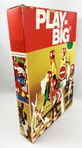 Play-Big - Ref.5720 Road-Worker-Set (Straßenbauarbeiter)