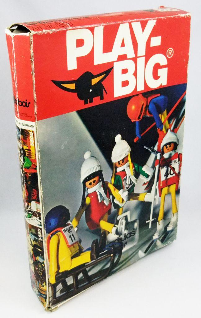Play-Big - Ref.5820 Winter Sport (Wintersportler-Set)