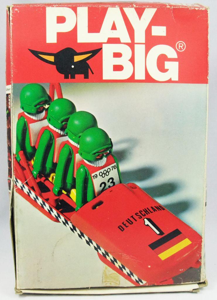Play-Big - Ref.5830 Bob Sled Team Set (Bob-set)