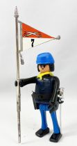 Play-Big - Ref.5863 Soldat Nordiste porte-drapeau (occasion)