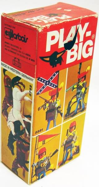 Play-Big - Ref.5884 Confederation Soldier