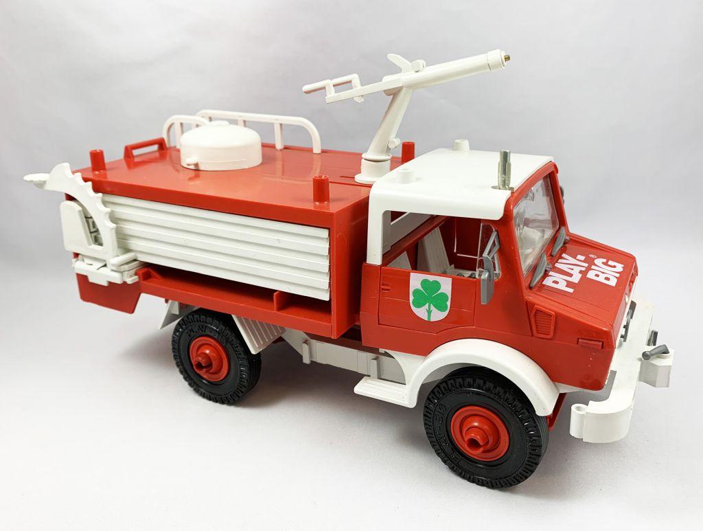 Play-Big (Céji-Arbois) - Ref.2400 PLay-Big Firemen (Vehicle + 1 Figurei)