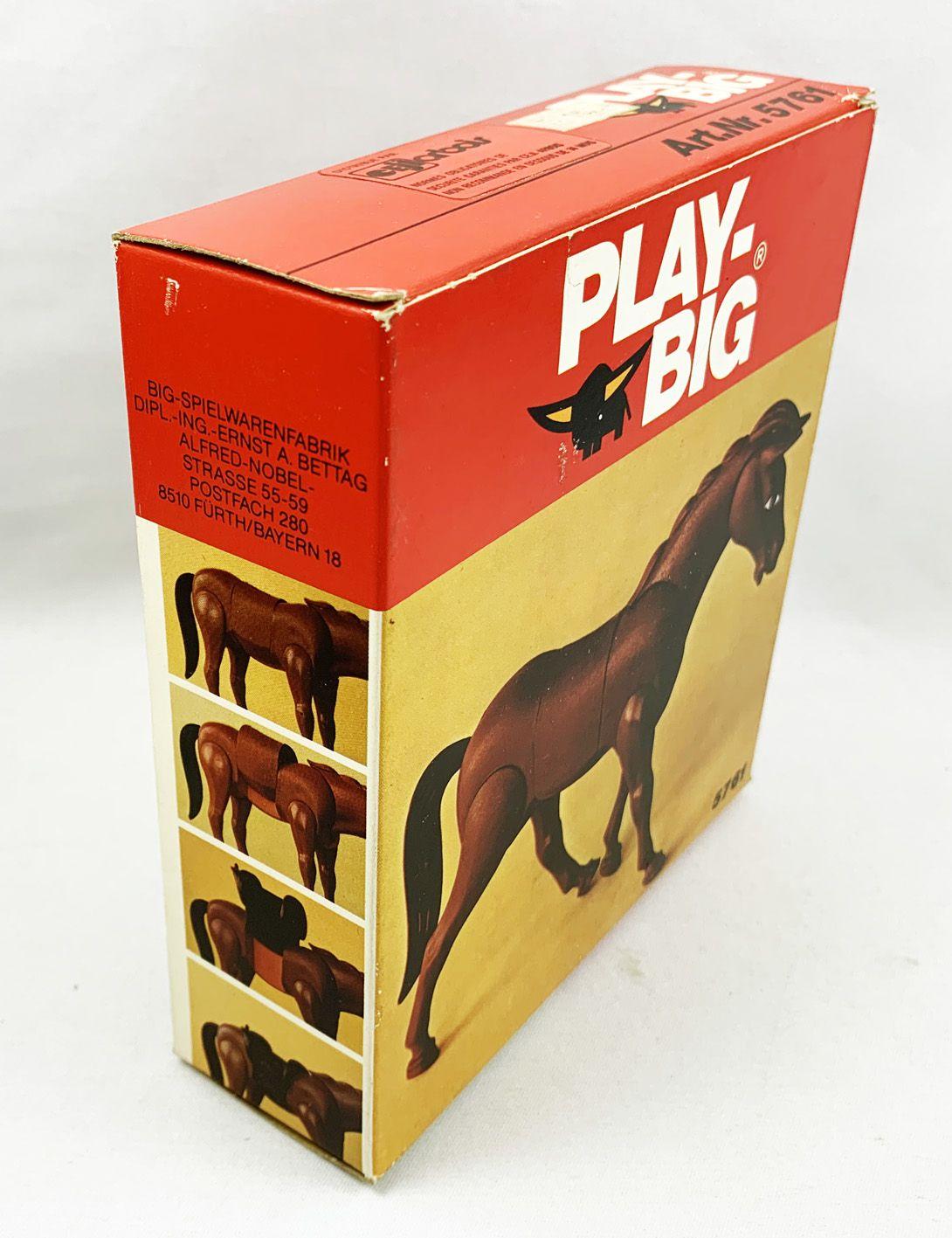 Play-Big (Céji Arbois) - Ref.5761 Cheval (Marron)