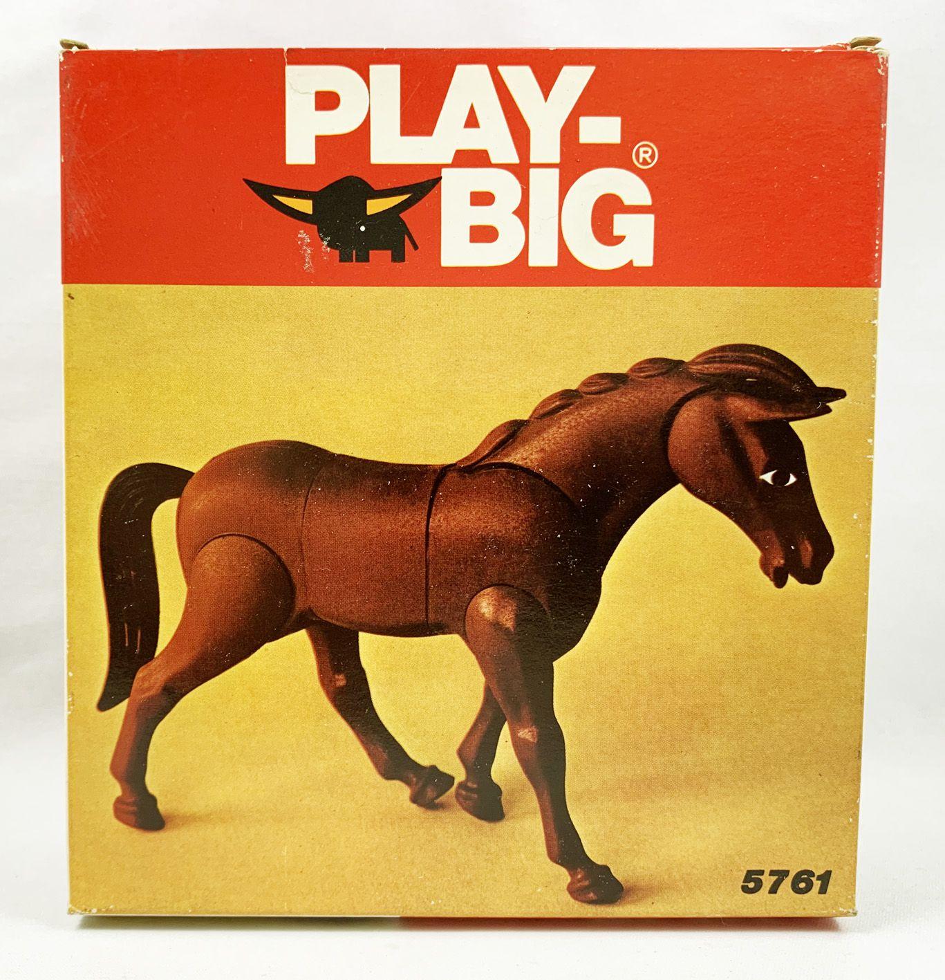 Play-Big (Céji Arbois) - Ref.5761 Cheval (Noir)