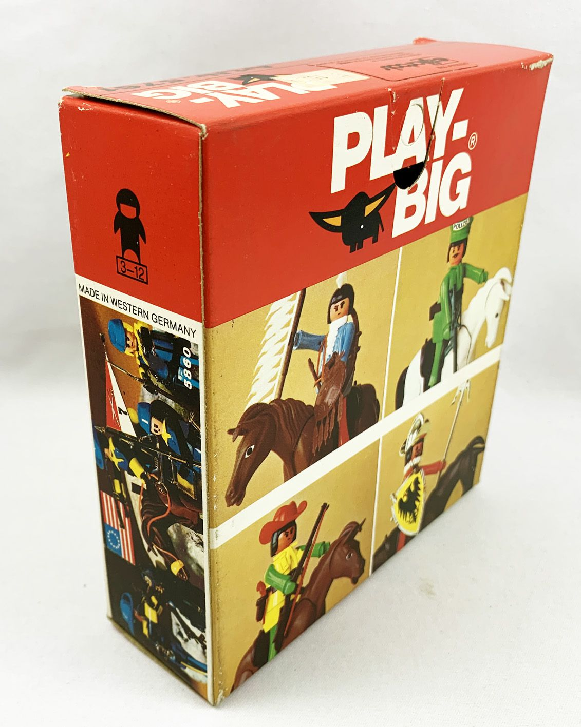 Play-Big (Céji Arbois) - Ref.5761 Horse (Brown)