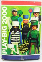 Play-Big 2000 - Ref.5660 Les Agents de Police (Polizei-Set)