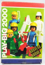 Play-Big 2000 - Ref.5700 Construction Worker Set (Bauarbeiter-Set)