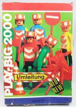 Play-Big 2000 - Ref.5720 Les Cantonniers (Strassenbauarbeiter-Set)