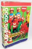 Play-Big 2000 - Ref.5720 Road Worker Set (Strassenbauarbeiter-Set)