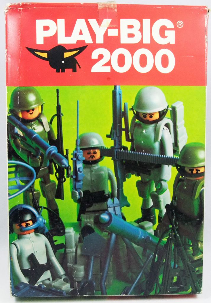 Play-Big 2000 - Ref.5920 Military Set (Militär-Set)