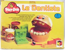Play-Doh - Dr. Drill and Fill set - Miro Meccano 1979