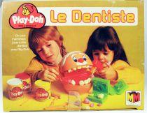 Play-Doh - Dr. Drill and Fill set - Miro Meccano 1979