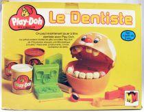 Play-Doh - Le Dentiste - Coffret de pâte à modeler - Miro Meccano 1979