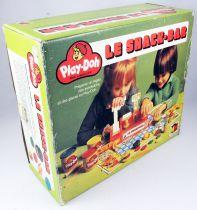 Play-Doh - Le Snack-Bar - Coffret de pâte à modeler - Miro Meccano 1979