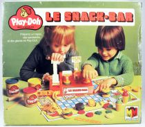Play-Doh - The Snack-Bar - Miro Meccano 1979