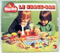 Play-Doh - The Snack-Bar - Miro Meccano 1979