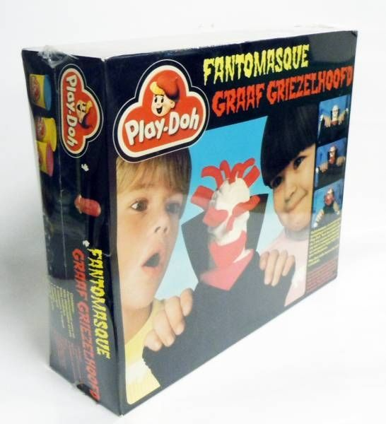 Play-Doh\'s Count Creepyhead & Friends